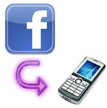 Notificaciones Facebook por SMS