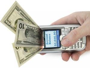 Te sacan dinero de tu teléfono